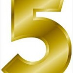 vijf fases
